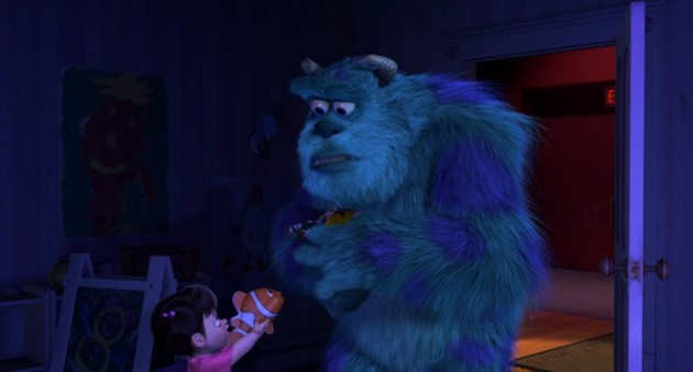 Monsters, Inc. / Finding Nemo