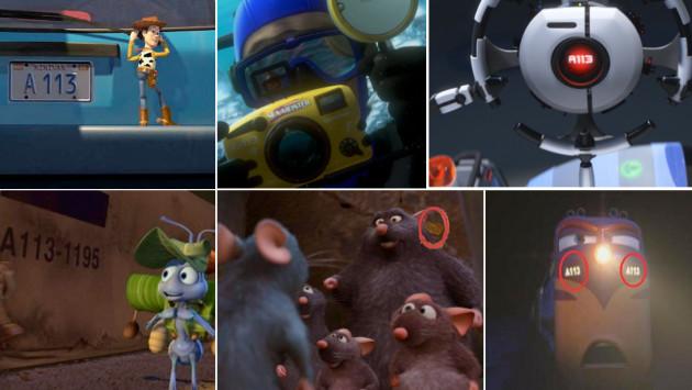 A113 Pixar