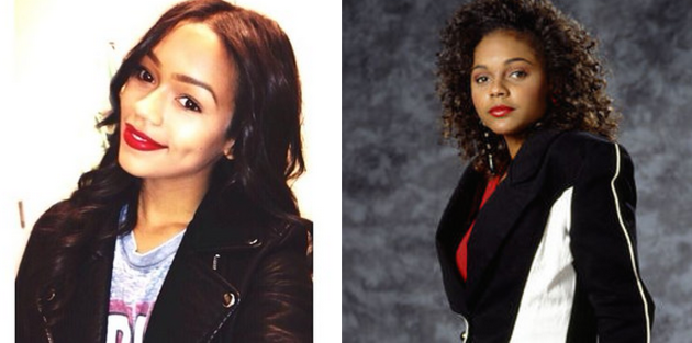 Taylor Russell McKenzie as Lark Voorhies