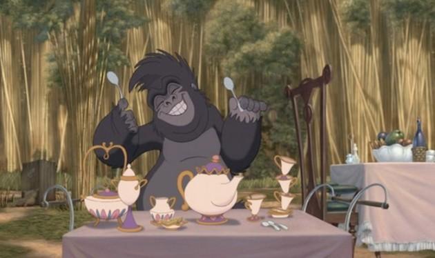 Tarzan / Beauty and the Beast