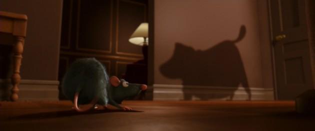 Ratatouille / Up