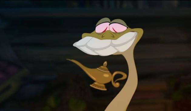 Aladdin / The Princess and the Frog