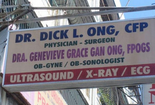 Dr. Dick L. Ong