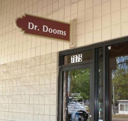 Dr. Dooms