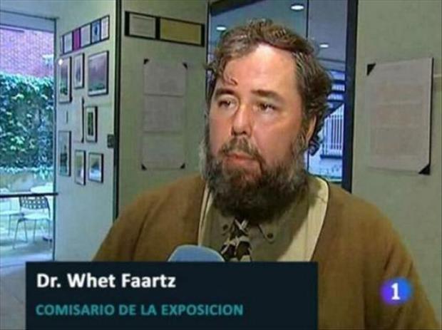 Dr. Whet Faartz