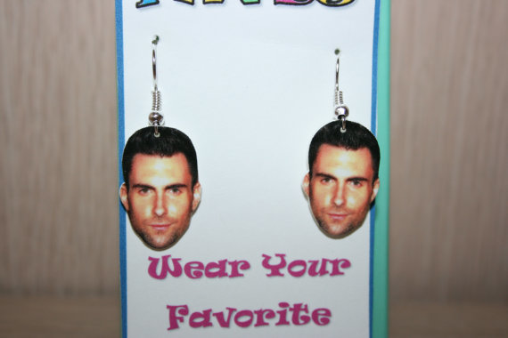 Adam Levine Earrings