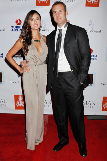 Andrew Stern, Katie Cleary Pic