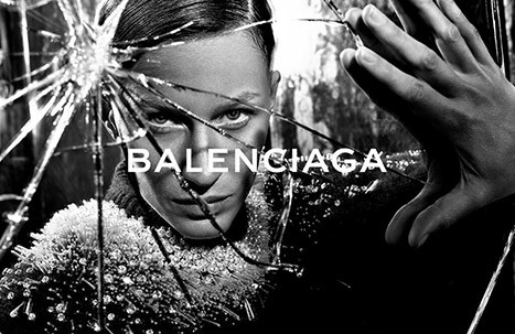 Gisele for Balenciaga