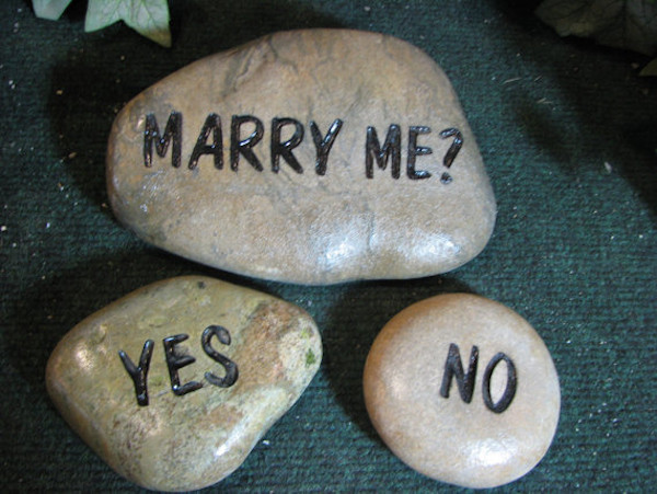 Rock, Paper, Marriage