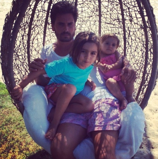 Scott, Mason and Penelope