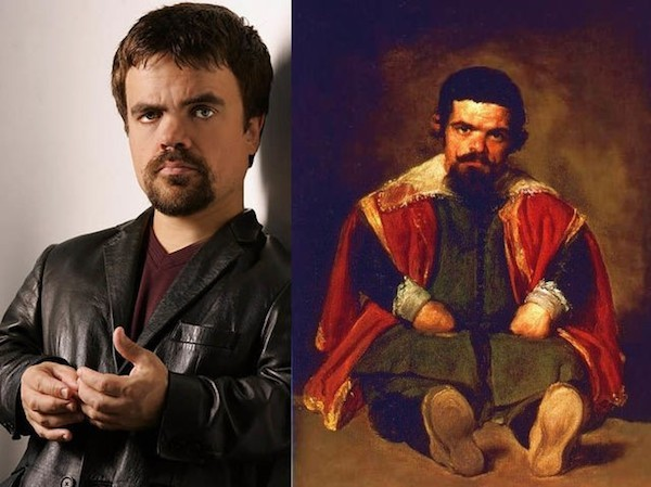 Peter Dinklage and This Work of Art
