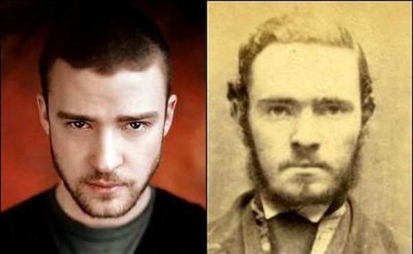 Justin Timberlake and This Civil War-Era Fella