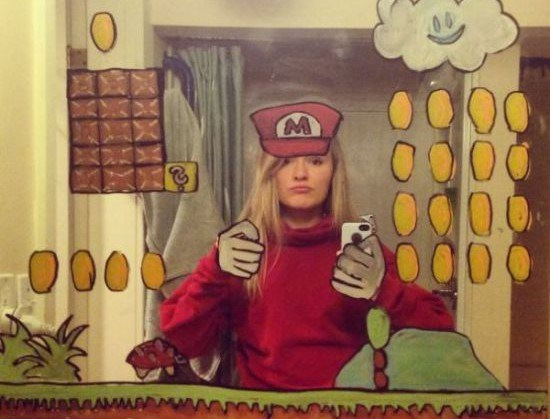 Super Mario (or Helene)