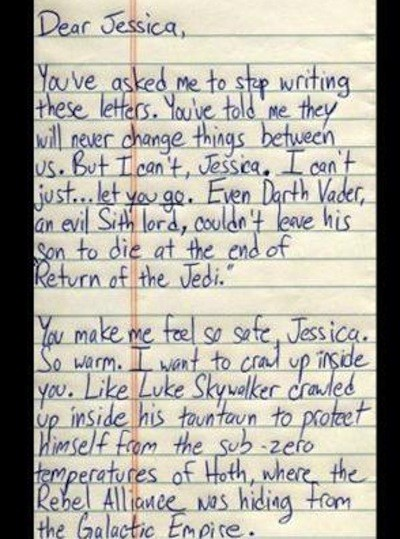 Remember Darth Vader?