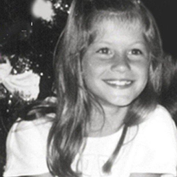 Gisele Bundchen Throwback Photo
