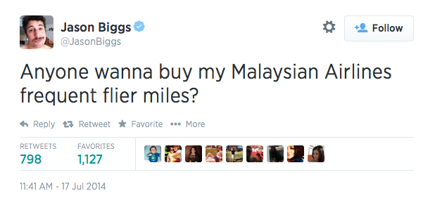Want My Miles?