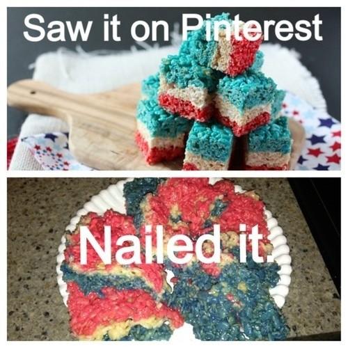 Nailed it?