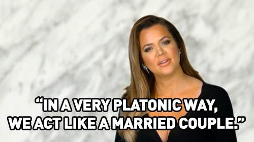 Like a Married Couple!