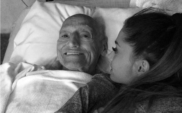 Her Beloved Grandpa Recently Passed