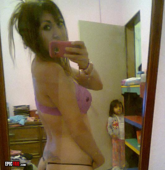 A Scandalous Selfie