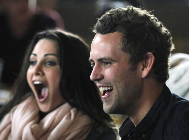 Andi Dorfman and Nick Viall Photo