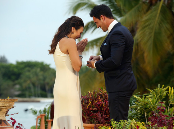 Andi Dorfman and Josh Murray Get Engaged