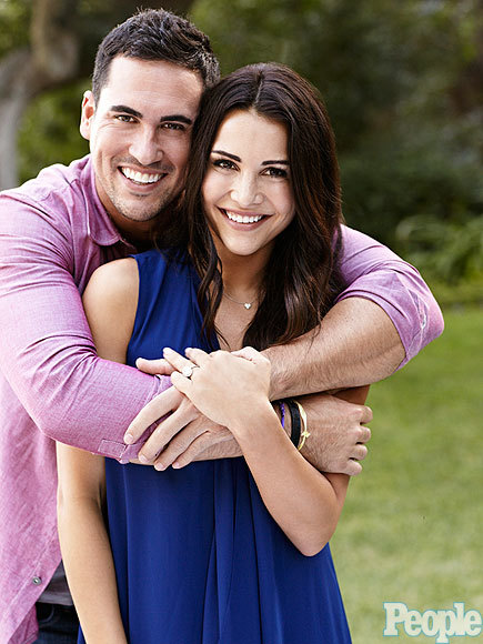 Andi Dorfman and Josh Murray Pic