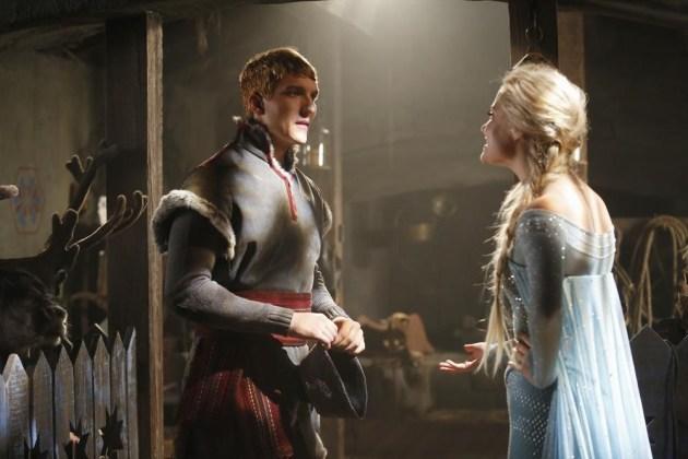 Elsa vs. Kristoff