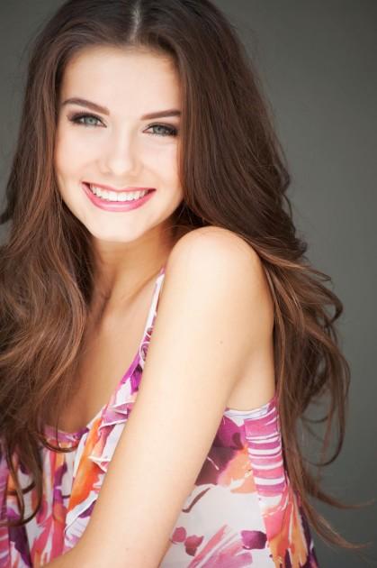 K. Lee Graham, Miss Teen USA 2014