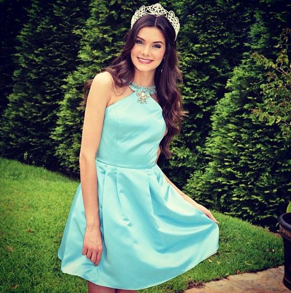 Miss Teen South Carolina K. Lee Graham