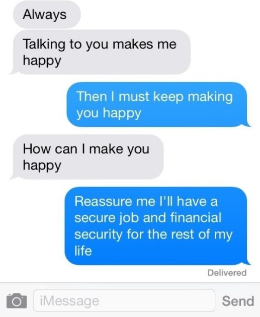 How Can I Make You Happy