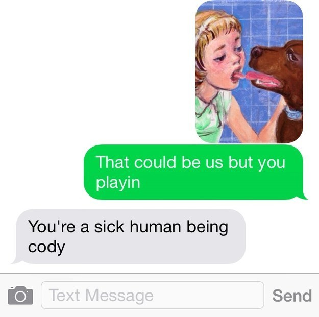 Cody Has Issues