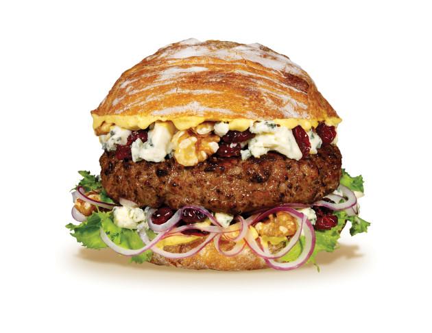 Mt. Olympus Burger