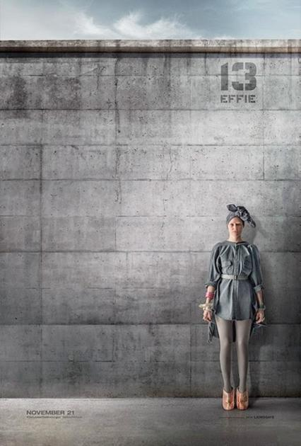 Elizabeth Banks as Effie