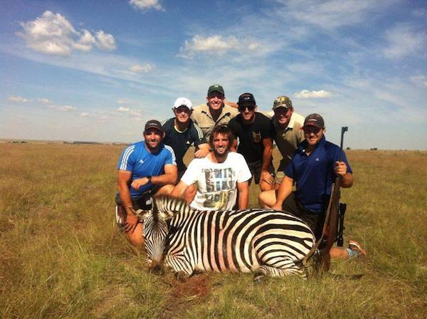 Ruggers and Dead Zebra