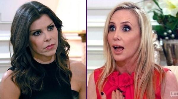 Heather Dubrow vs. Shannon Beador