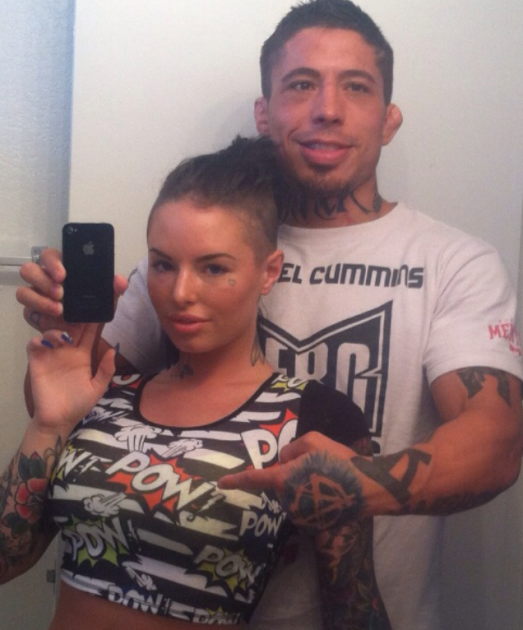 Christy Mack, War Machine