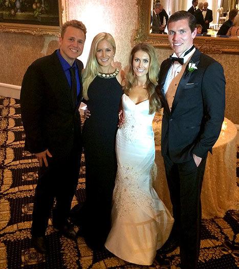 Heidi, Spencer, Jen and Taylor