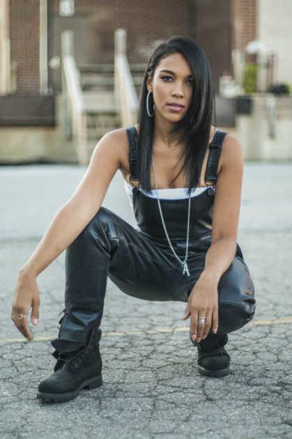 As Aaliyah