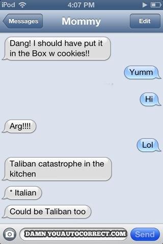 Taliban Catastrophe!