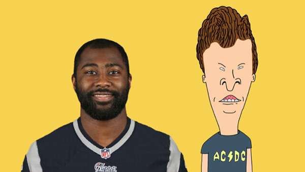 Revis And Butthead