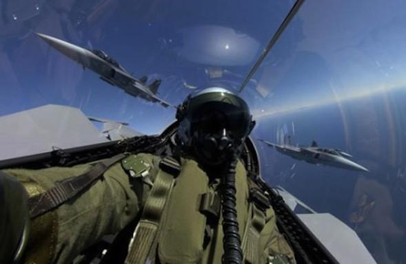 Mach 3 Selfie