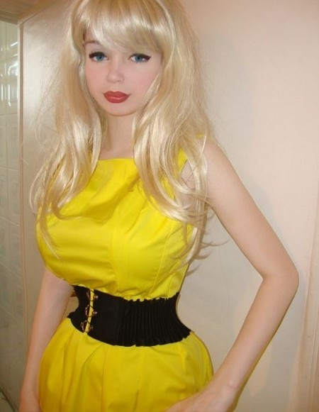 Lolita Richi, the Next Human Barbie