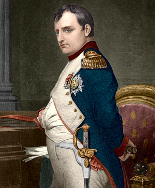 Napoloen Bonaparte Was a Short Man
