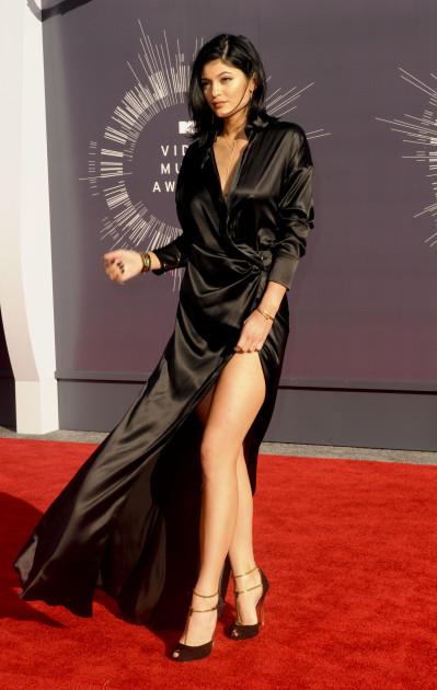 Kylie Jenner at the 2014 VMAs