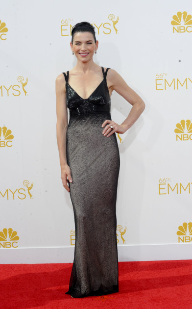 Julianna Margulies at the 2014 Emmys