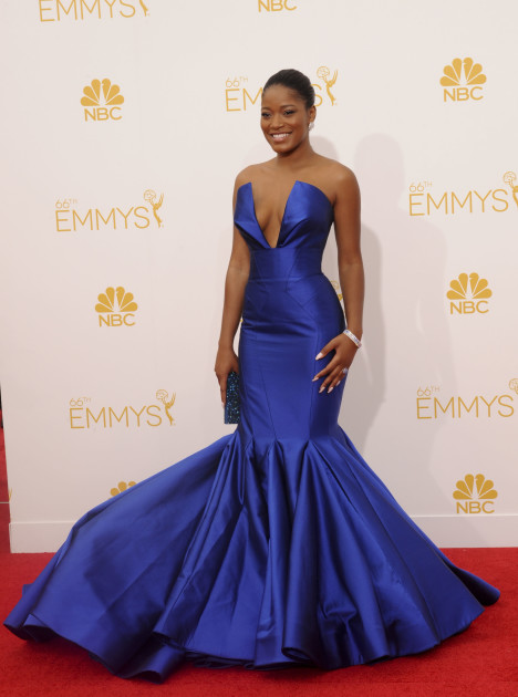 Keke Palmer at the Emmys