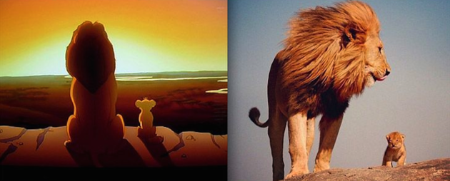 The Lion King, Take 3