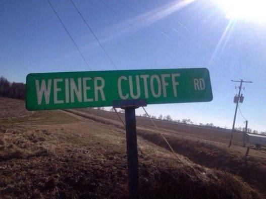 Weiner Cutoff Rd.