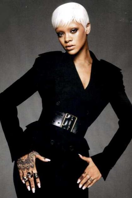 Why Does Rihanna Look Like Steve Martin?